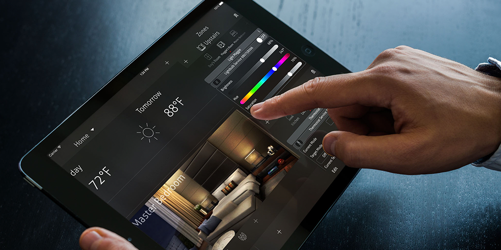 tablet-smarthome