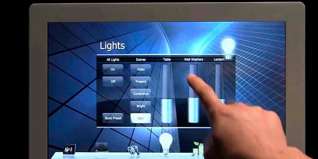 Crestron-Lights