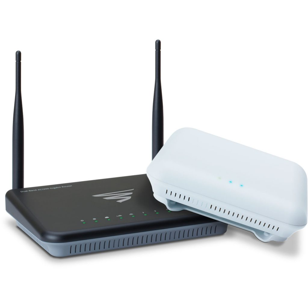 luxul router ap