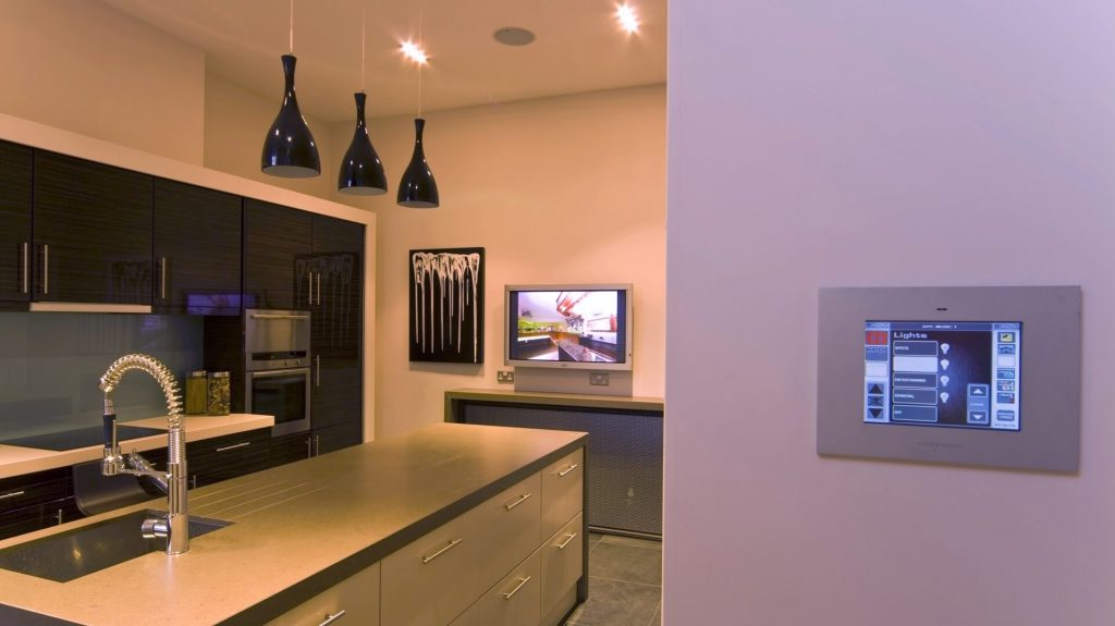 crestron leeds UK