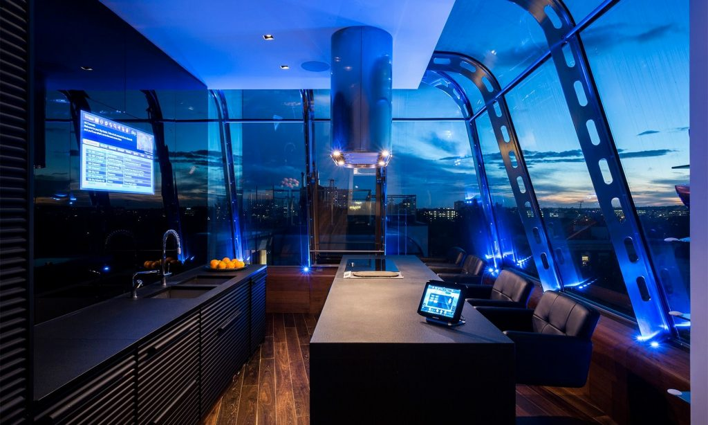 design tech homes Best of High Tech Homes and Smart Home Technology