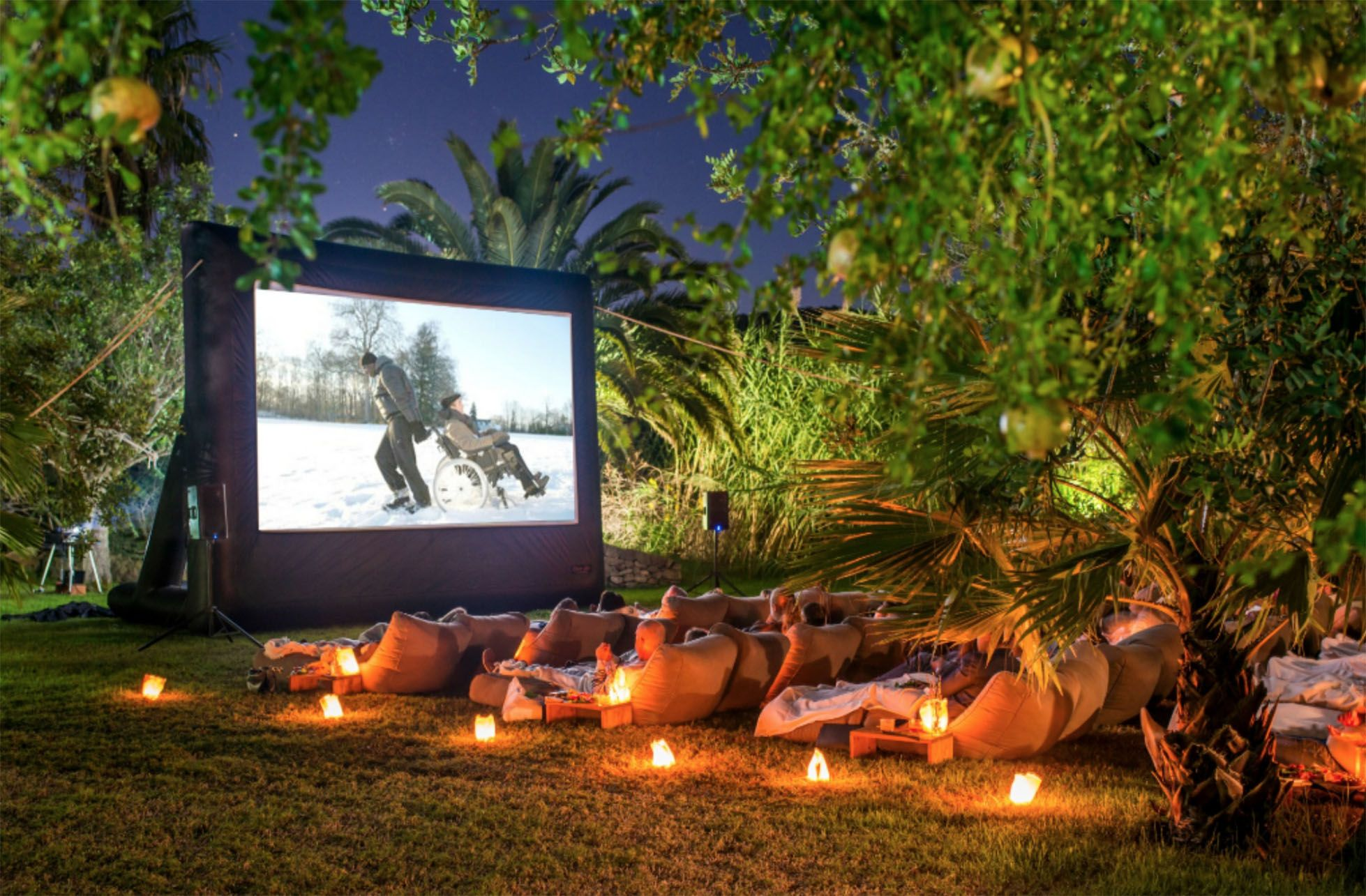popup cinema